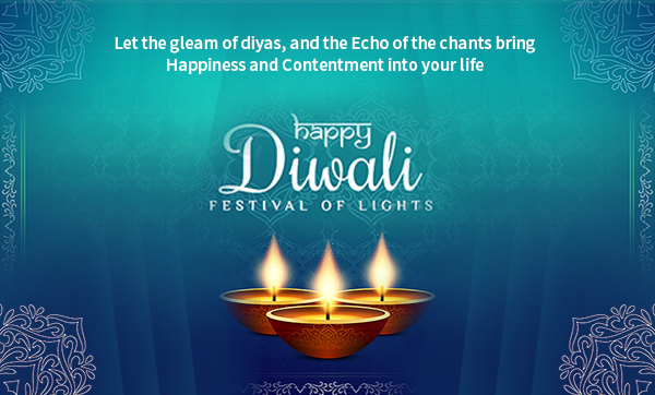 wishing happy diwali